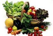 افزایش طول عمر با مصرف میوه و سبزی