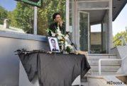 برگزاری مراسم تشیع و خاکسپاری پیکر دانشجو امیر کیخسروی
