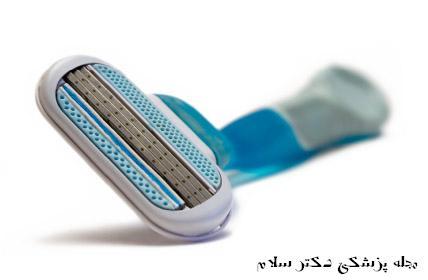 آموزش اصلاح و کوتاه کردن موهای شرمگاهی
