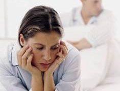 عوارض روانی ارضاء نشدن زن از نظر جنسی