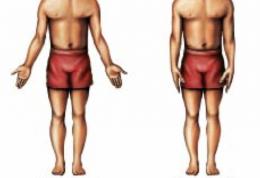 حالت های ایستادن – آناتومیکی (تشریحی) و معمولی
