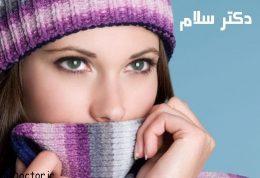 در فصل زمستان چشم ها را چه مدلی آرایش کنیم