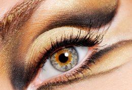 راز و رمزهای آرایش طلایی زیبا و فوق العاده