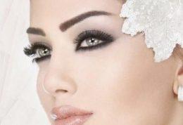 همه چیز درمورد آرایش عروس زیبا