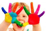 عکس برای انواع و اقسام رنگ ها در آرایش صورت