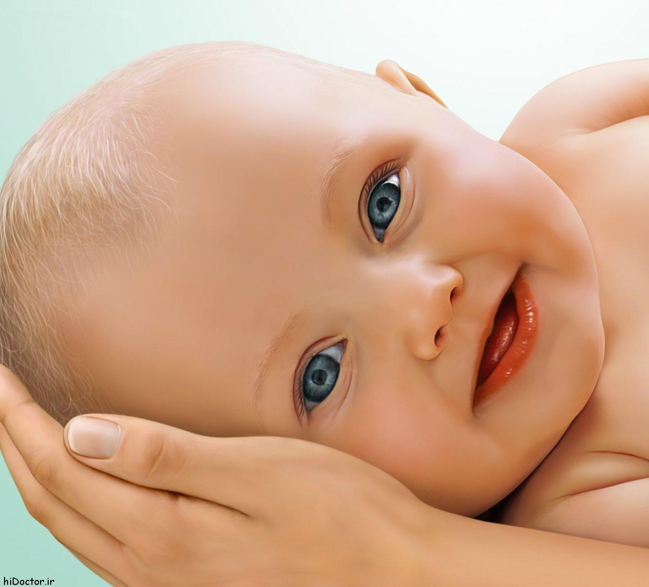 برنامه صحیح شیر دادن به نوزاد
