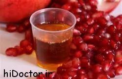 خواص ضد التهابی روغن هسته انار