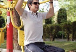 ورزش کردن  افراد مبتلا به بیماریهای قلبی