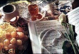 وعده های غذایی درماه رمضان چگونه باید باشد
