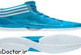 عوارض  پوشیدن کفش ورزشی