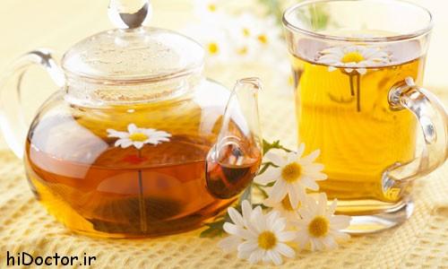 چیست 9 مزایای چای بابونه