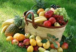 تاثیر بسیار مفید میوه بر روی بدن انسان.