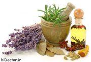 درمان های خانگی با مواد طبیعی