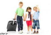 7 توصیه برای مسافرت با بچه