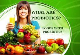 تاثیر فرآورده های پروبیوتیکی در سلامتی