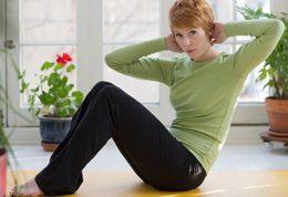 ورزشی برای تقویت کمر و ناحیه شکم در دوران بارداری