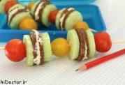 چکار کنیم  بچه ها به خوردن سبزیجات علاقه نشان دهند
