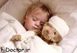 اگر فرزند شما خواب خوبی ندارد بخوانید