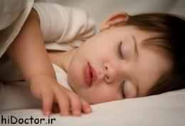اطللاعات کامل درباره مشکل بی خوابی کودکان