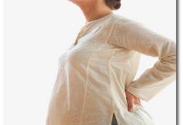 دلیل كمردرد در باردارى