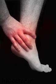 درمانهای ساده و خانگی برای درد قوزک پا
