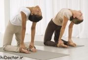 ورزشهایی برای درمان انحراف ستون فقرات