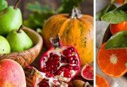 میوه های پاییزی برای برای مبارزه با بیماریها و بهبود خلق و خو موثرند