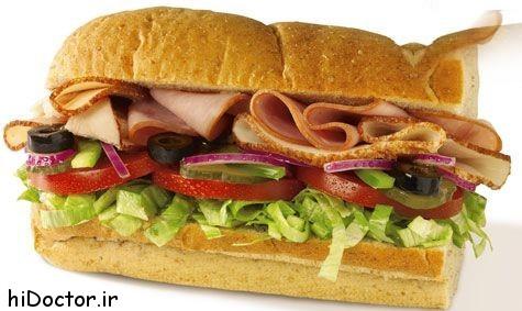 برنامه هفتگی وعده های غذایی برای چاقی تضمینی