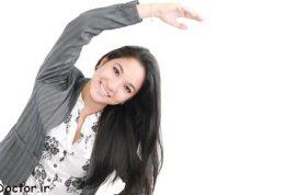5 ورزشی که میتوانید در محل کار انجام دهید