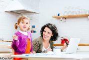 درباره ارتباط تقویت بینایی کودک با شیر مادر چه میدانید