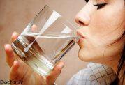 رفع یبوست با آب ولرم