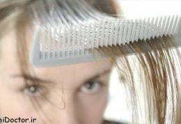 درباره سفید شدن مو دردوران جوانی بیشتر بد انیم