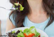 7فایده مواد خوراکی سبز رنگ