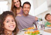 ۶ ایده برای شام سالم