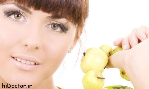 5 میوه سالم برای پاک کردن پوست