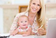 5 نکته برای بازگشت به کار پس ازبدنیا آمدن  کودک
