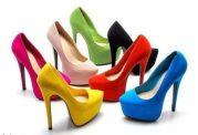 علت زیان آور بودن  کفشهای پاشنه بلند( تصویری)