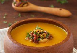 برای سرما خوردگی چه سوپی مفید است