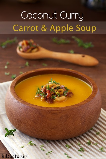 چه سوپی برای سرماخوردگی مفیده