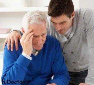 شایعترین علت فراموشی - بیماری آلزایمر