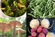 بهترین سبزیجات برای کاهش  وزن
