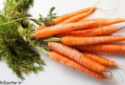 چگونه با هویج زیبا شویم