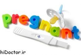 بدون مراجعه به پزشک از کجا بدانیم حامله ایم