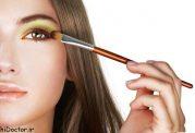 مواردی که باید درباره بهداشت آرایش چشم بدانید
