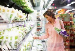مواد غذایی موثر در افزایش سایز سینه  خانم ها