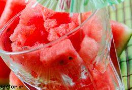 7 فایده آب هندوانه