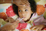 ده نکته طبیعی برای کاهش تب بچه ها