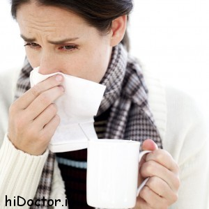 پیشگیری و رفع مشکلات ناشی از سرماخوردگی و آنفلوآنزا