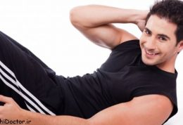 ۱۵ تمرین با استفاده از وزن بدن