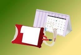 نسخه تغذیه ای درباره اهداکنندگان خون